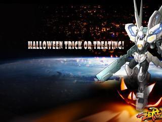 обои Zero Online хэллоуин фото