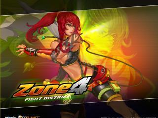 обои Zone 4 девушка фото