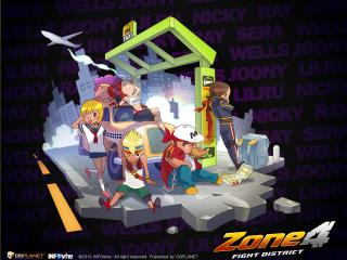 обои Zone 4 лстановка фото