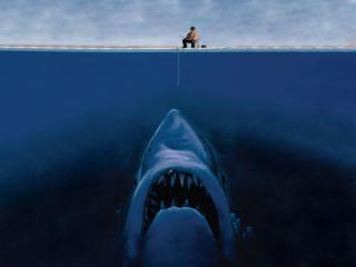 обои Ловись рыбка большая. фото