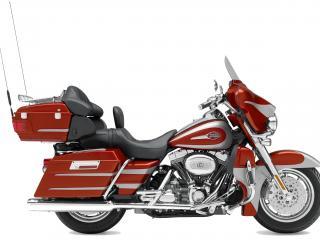 обои Harley Davidson на белом фоне фото