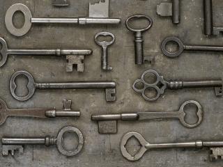 обои Старые Ключи фото
