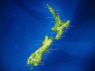 обои Новая зеландия фото
