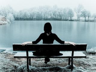 обои Зимняя депрессия фото