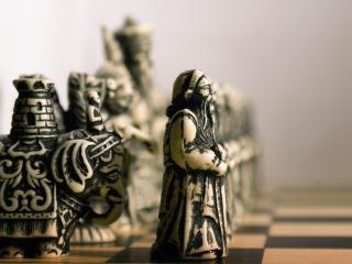 обои Китайские шахматы фото