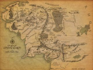обои The Lord Of The Rings фото