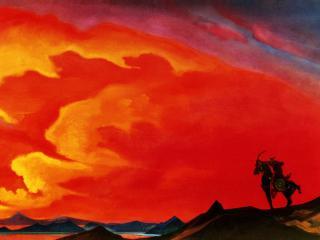 обои Образ Гесар-Хана фото