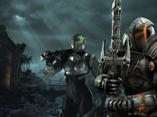 обои Воины тамплиеры фото
