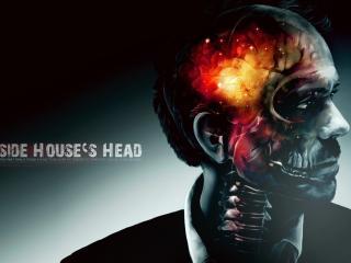 обои Голова Доктора Хауса фото