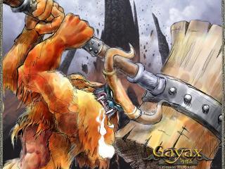 обои Gayax грозный фото