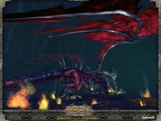 обои Gayax дракон фото