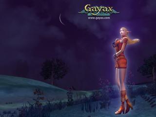 обои Gayax ночь фото