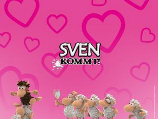 обои Kommt любовь фото