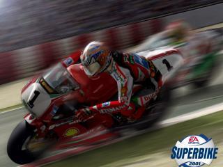обои Superbike 2001 скорость фото