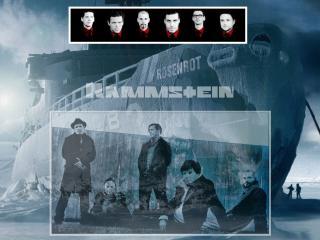 обои Ледокол Rammstein фото