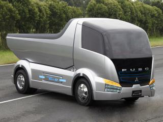 обои Fuso Canter Eco-D бок фото