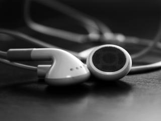 обои Музыка на столе фото