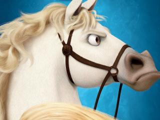 обои Лошадь из мультика фото