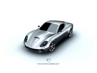 обои Ugur Sahin Design Passionata GT-S передок фото