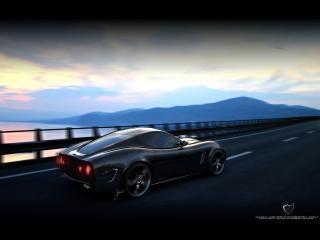 обои Ugur Sahin Design Passionata GT-S скорость фото