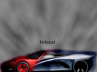 обои Vellozi Electric бок фото