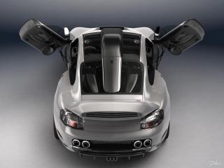 обои Top Art Porsche 911 996 крыша фото