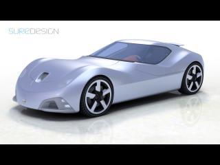 обои SURE Design Toyota 2000 SR красивая фото