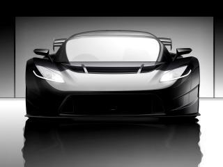 обои 2010 RZ Ultima Concept by Racer X Design перед фото