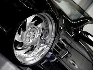обои Wheelsandmore Mercedes-Benz SL-Maxx диск фото