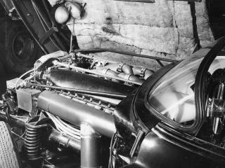 обои 1954 Cramer Comet движок фото