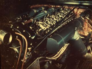 обои 1954 Cramer Comet мотор фото