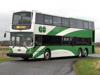 обои Alexander Dennis Enviro500 US-spec зеленый фото