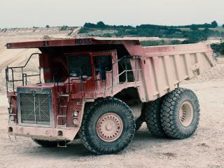 обои Aveling-Barford RD 55 1995 сбоку фото