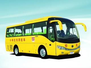 обои Yutong ZK6859HX сбоку фото