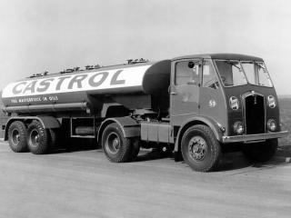 обои Thornycroft Trusty 1954 сбоку фото
