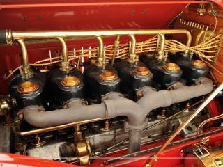 обои Thomas Flyer Touring (K 6-70) движок фото