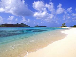 обои Великолепный пляж фото
