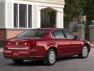 обои Buick Lucerne CXL Special Edition 2008 зад фото