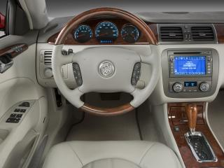 обои Buick Lucerne CXL Special Edition 2008 торпеда фото