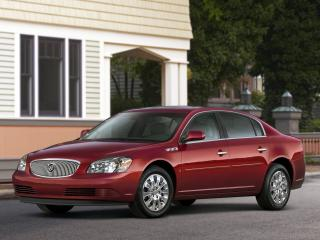 обои Buick Lucerne CXL Special Edition 2008 у дома фото