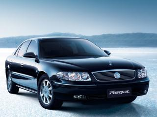 обои Buick Regal CN-spec 2005 сила фото