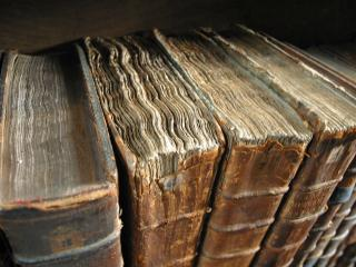 обои для рабочего стола: Старинные книги