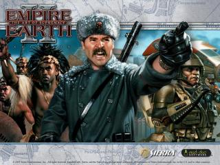 обои Empire Earth II - The Art of Supremacy фото