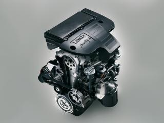 обои Двигатель Lancia 1.3 Multijet сила фото