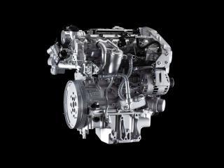 обои Двигатель Lancia 1.9 TwinTurbo Multijet  сбоку фото