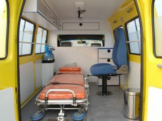 обои DongFeng Mini MPV Ambulance (EQ6410LF) 2008 внутри фото