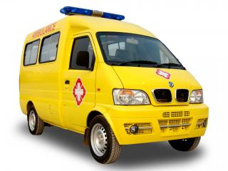 обои DongFeng Mini MPV Ambulance (EQ6410LF) 2008 перед фото