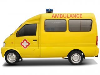 обои DongFeng Mini MPV Ambulance (EQ6410LF) 2008 сбоку фото