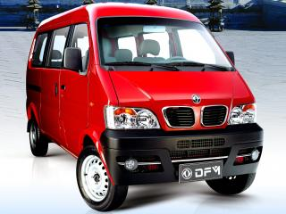 обои DongFeng Mini MPV (EQ6380LF) 2008 перед фото