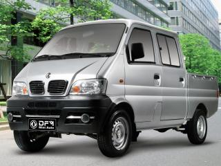 обои DongFeng Mini MPV Double Cab Pickup (EQ1021TF) 2008 боком фото